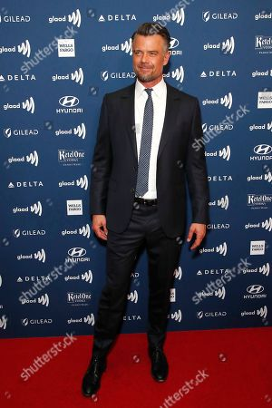 Josh Duhamel arrives during the 30th Annual GLAAD Media Awards at the Beverly Hilton Hotel in Beverly Hills, California, USA, 28 March 2019. The 30th annual GLAAD Media Awards, presented by the Gay and Lesbian Alliance Against Defamation recognize and honor media for their fair, accurate and inclusive representations of the LGBTQ (lesbian, gay, bisexual, transgender and queer) community and the issues that affect their lives.