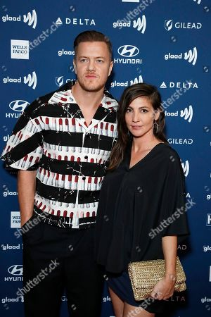 Editorial image of 30th annual GLAAD Media Awards, Los Angeles, USA - 28 Mar 2019