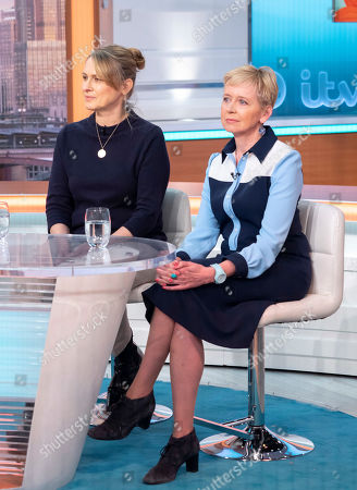 Editorial picture of 'Good Morning Britain' TV show, London, UK - 29 Mar 2019