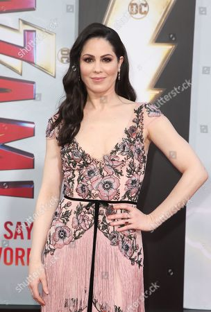 Editorial photo of 'Shazam' Film Premiere, Arrivals, TCL Chinese Theatre, Los Angeles, USA - 28 Mar 2019