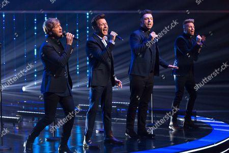 Kian Egan, Shane Filan, Mark Feehily, Nicky Byrne, Westlife