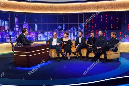 Editorial picture of 'The Jonathan Ross Show' TV show, Series 14, Episode 5, London, UK - 30 Mar 2019