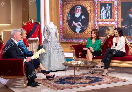 Editorial image of 'This Morning' TV show, London, UK - 29 Mar 2019