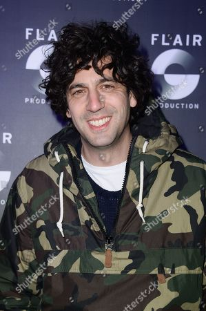Stock Photo of Max Boublil