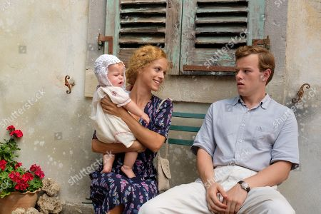 Editorial photo of 'The Durrells' TV Show, Series 4, Episode 2 UK  - 2019