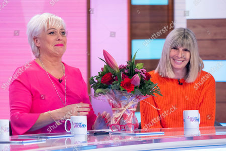 Stock Picture of Denise Welch, Fiona Solomon