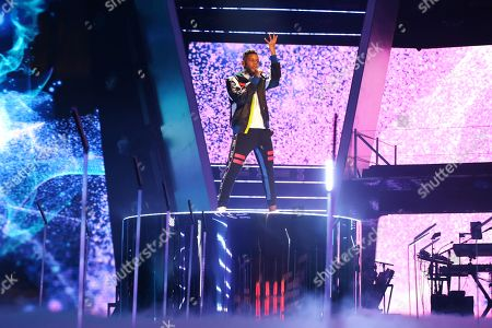 Editorial photo of 'The Voice UK' TV Show, Series 3, Episode 13, London, UK  - 30 Mar 2019