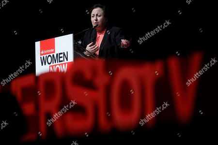 Editorial image of WomenNOW Summit in Madrid, Spain - 29 Mar 2019