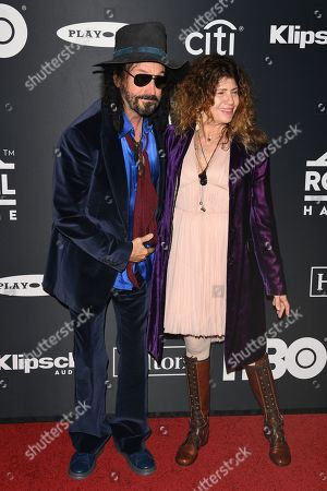 Mike Campbell and guest