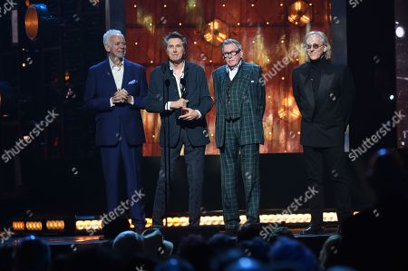 Editorial photo of Rock and Roll Hall of Fame Induction Ceremony, Show, Barclays Center, Brooklyn, USA - 29 Mar 2019
