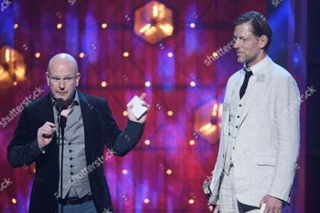 Philip Selway and Ed O'Brien, Radiohead
