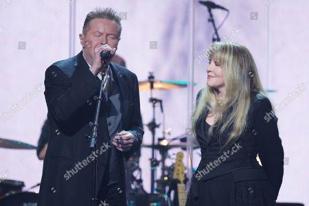 Bryan Ferry and Stevie Nicks