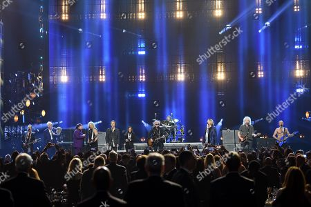 Editorial image of Rock and Roll Hall of Fame Induction Ceremony, Show, Barclays Center, Brooklyn, USA - 29 Mar 2019