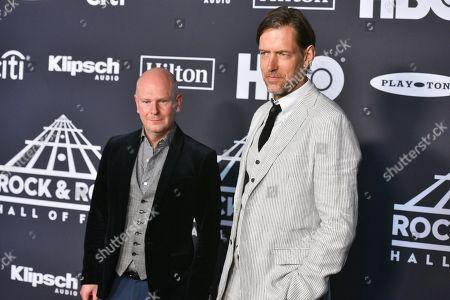 Philip Selway and Ed O'Brien, Radiohead