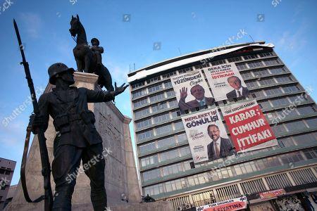Editorial image of Local Elections, Ankara, Turkey - 29 Mar 2019