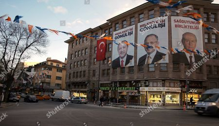 Editorial picture of Local Elections, Ankara, Turkey - 29 Mar 2019