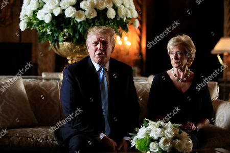 Editorial picture of Trump, Palm Beach, USA - 29 Mar 2019