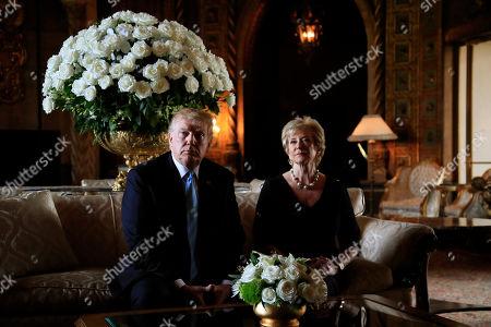Editorial photo of Trump, Palm Beach, USA - 29 Mar 2019