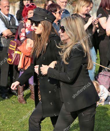 Rachel Howlett and Natalie Appleton
