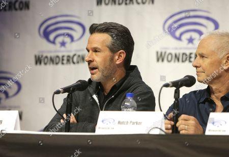 Simon Kinberg, Writer/Director/Producer, Hutch Parker, Producer