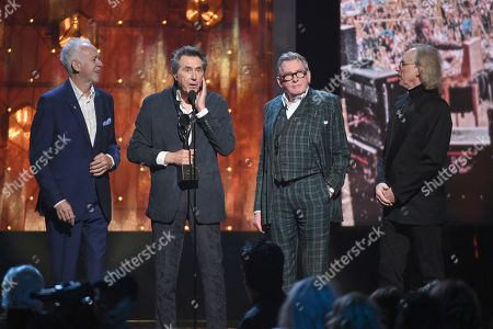 Editorial picture of 2019 Rock and Roll Hall of Fame Induction Ceremony - Show, New York, USA - 29 Mar 2019