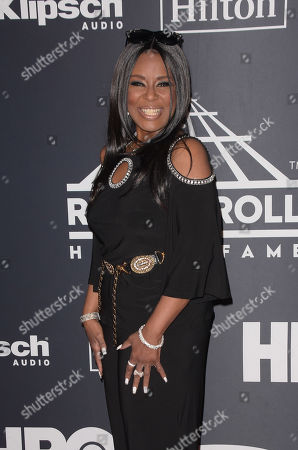 Stock Picture of Angela Winbush