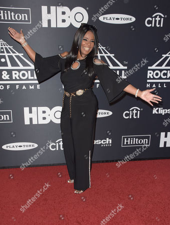 Editorial photo of Rock and Roll Hall of Fame Induction Ceremony, Arrivals, Barclays Center, Brooklyn, USA - 29 Mar 2019