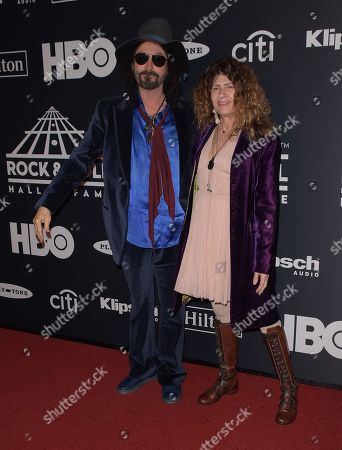 Mike Campbell, Marcie Campbell