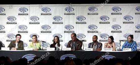 Editorial photo of 'Legion' TV show photocall, WonderCon, Los Angeles, USA - 29 Mar 2019
