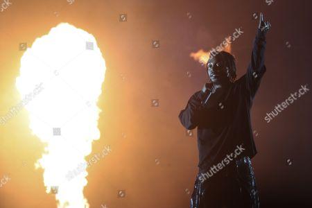 Editorial picture of Lollapalooza Chile 2019 Festival, Santiago - 29 Mar 2019
