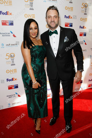 Editorial photo of 50th NAACP Image Awards Non-Televised Dinner, Arrivals, The Beverly Hilton, Beverly Hills, USA - 29 Mar 2019