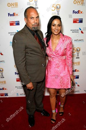 Roger Guenveur Smith and Meta Golding