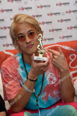 Elephante attends The Remix Top 30 Countdown