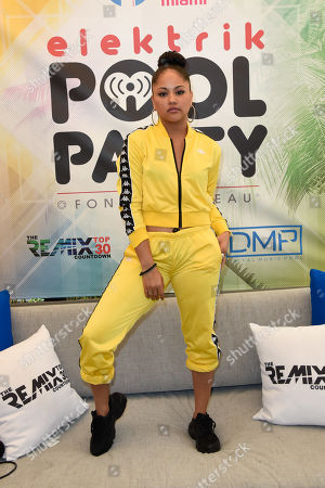 Kat DeLuna attends The Remix Top 30 Countdown