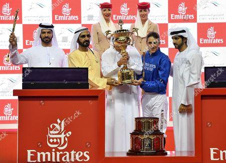 Hamdan Bin Mohammed Bin Rashid Al Maktoum Stock Photos
