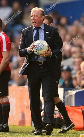 Steve McClaren manager of QPR