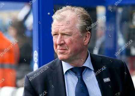 Steve McClaren - Manager of QPR