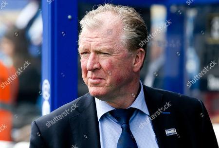 Stock Image of Steve McClaren - Manager of QPR