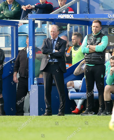 Stock Image of Steve McClaren - Manager of QPR