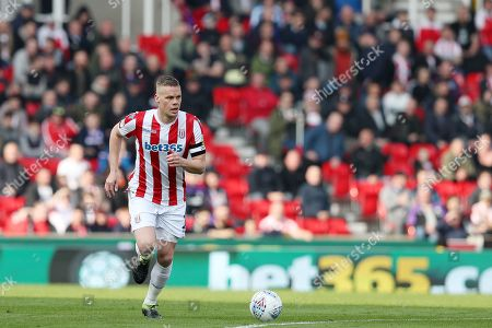 Ryan Shawcross of Stoke City