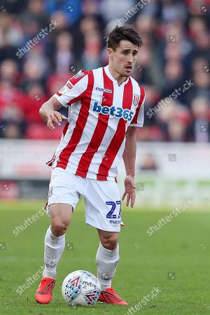 Stock Image of Bojan Krkic of Stoke City