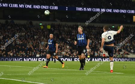 Editorial picture of Tottenham Hotspur Legends v Inter Milan Forever, Test Event, Football, Tottenham Hotspur Stadium, London, UK - 30 Mar 2019