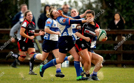 Editorial picture of Women's AIL Shield Final, Ashbourne RFC, Co. Meath  - 30 Mar 2019