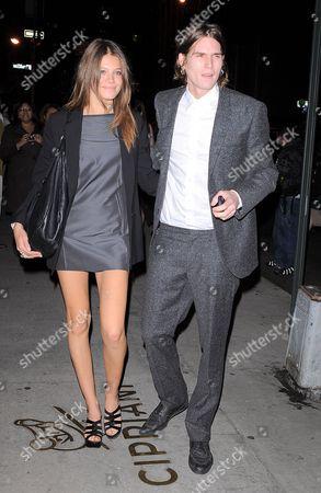 Mila and Jamie Burke