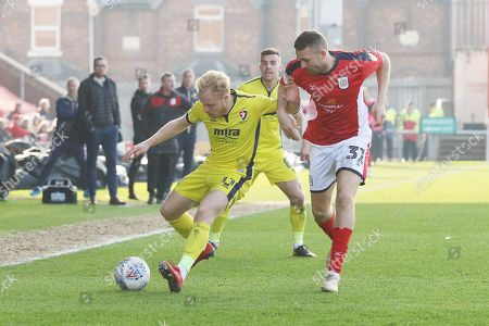 Editorial image of Crewe Alexandra v Cheltenham Town, EFL Sky Bet League 2 - 30 Mar 2019