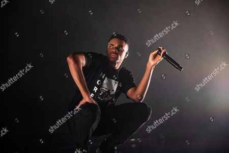 Stock Photo of Vince Staples