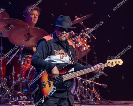 Editorial picture of Experience Hendrix Tour, Overture Center, Madison, Wisconsin, USA - 20 Mar 2019