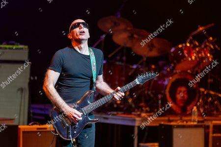 Stock Photo of Joe Satriani