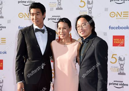 Editorial picture of 50th Annual NAACP Image Awards - Arrivals, Los Angeles, USA - 30 Mar 2019