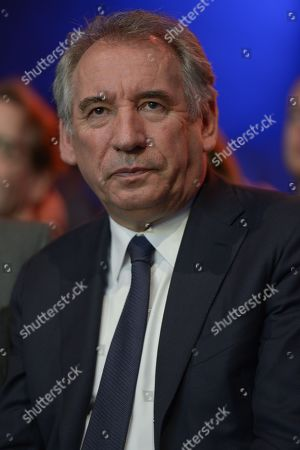 Francois Bayrou.